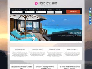 Vacances de luxe pas cher