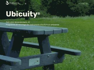 Détails : Objet publicitaire écologique