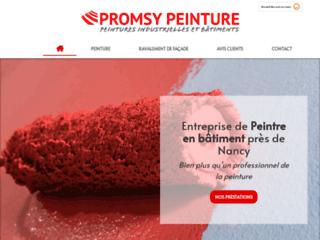 Promsy Peinture, entreprise de peinture près de Nancy