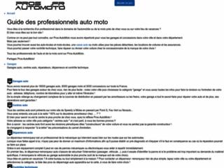 Pros AutoMoto