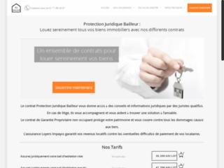 Détails : Protection Juridique : Bailleurs, protégez vos biens immobiliers