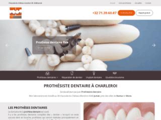 Détails : Prothèse dentaire stellite Charleroi