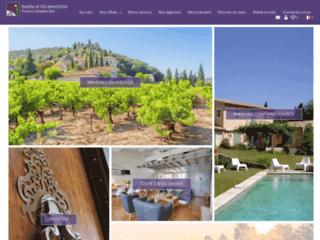 Détails : Provence Cévennes immobilier
