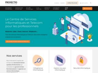 Détails : Provectio, expert Cloud computing et Open source