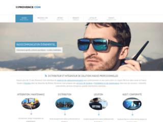 Détails : Radiocommunication Bouches du Rhône - ProvenceCom