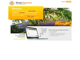 Détails : Proxicompta, cabinet d'expertise comptable