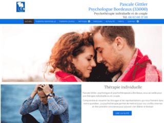 Psychothérapie de couple Bordeaux