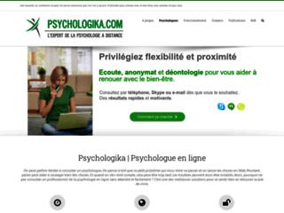 Détails : Psychologika, psychologue en ligne