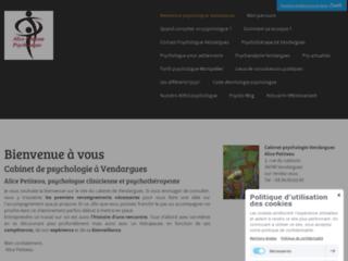 Détails : Psychologue- Psychanalyste- Montpellier - Psychologue-Montpellier