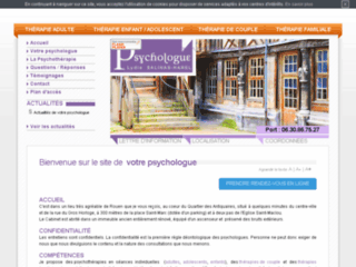 psychologue à Rouen, Lydie SALINAS-HAREL