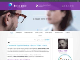 Détails : Bruno Vibert, psychopraticien pour adolescent à Paris