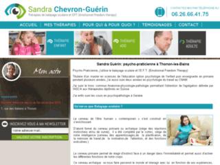 Détails : Sandra Guérin, psychothérapeute à Thonon-les-Bains