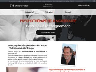 Détails : Dominic Anto, thérapie à distance dans le 92