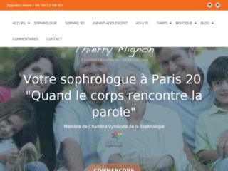Détails : Sophrologie et psychothérapie à Paris