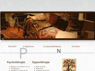 Détails : M. Delagarde : psychothérapie, hypnothérapie