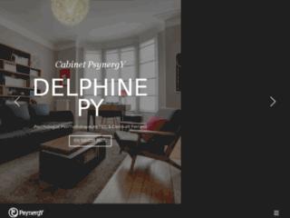 Détails : Delphine Py, Psynergy, Psychologue Clermont Ferrand