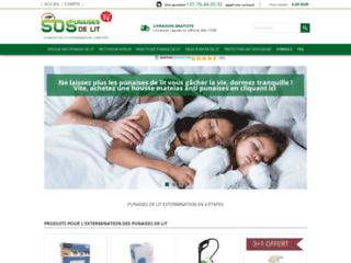 Détails : SOS punaises de lit