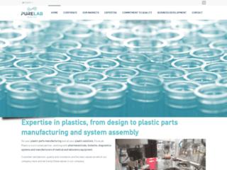 Détails : PureLab Plastics