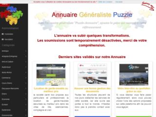 Puzzle-annuaire.fr, le meilleur annuaire pour le meilleur référencement