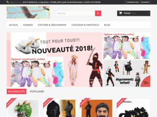 pyjamas-costume-fantaisie.fr