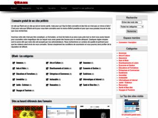 Détails : Découvrez l'annuaire gratuit le plus facile du web