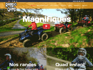Quad-paysbasque.com