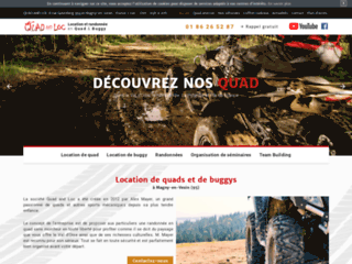 Location quads, buggys Magny-en-Vexin
