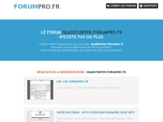 Quadstunter.forumpro.fr