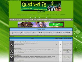 http://quadvert78.forum-pro.fr/index.htm