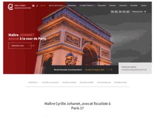 Avocat fiscaliste à Paris 17