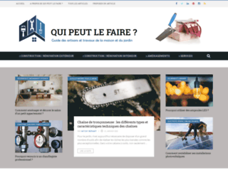Détails : Trouvez un professionnel : quipeutlefaire.fr