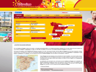 Détails : Location vacances en Espagne