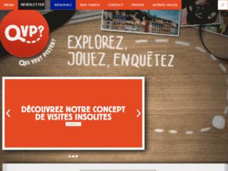 Détails : Découvrez Lyon autrement avec Quiveutpister Lyon