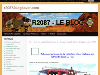 R2087 - LE BLOG