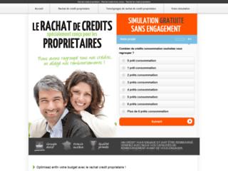 Détails : Le spécialiste en ligne du rachat credit proprietaire