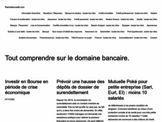 Détails : Rachatducredit.com, l'interface sur le patrimoine à dimension humaine