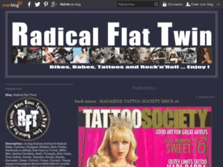 Radical Flat Twin
