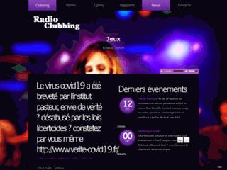 Détails : Radio clubbing