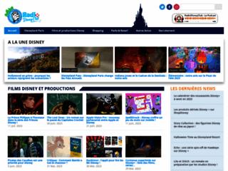 Actualités The Walt Disney et Disneyland Paris