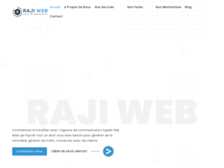 Détails : Agence web agadir