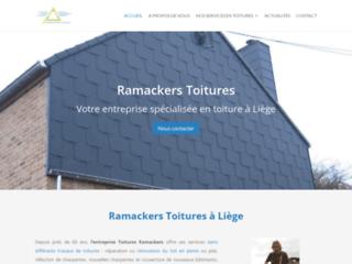 Ramackers Toitures, services en toitures en province de Liège