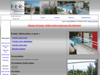 Menuisier : FER Ferrand Etudes & Réalisations à Nice (06)
