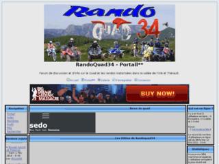 http://randoquad34.superforum.fr/index.htm