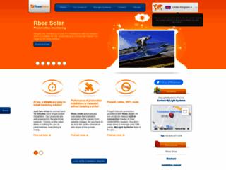 Détails : Monitoring photovoltaique - Rbee Solar