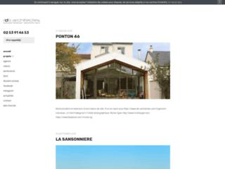 Architectes en Maine-et-Loire, Stéphane Roisnard