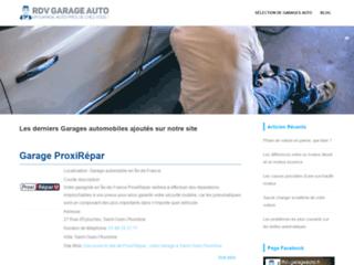 Blog et annuaire de garage automobile