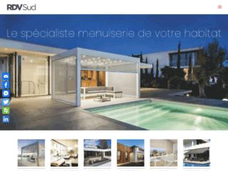 Détails : Menuiseries PVC et aluminium à Marseille : RDV Sud