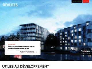 Détails : Realites - Promotion immobilière