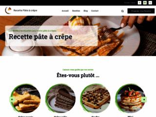Détails : Les meilleures recettes de pâte à crêpe