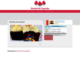 Détails : Guide sur les recettes du cupcake